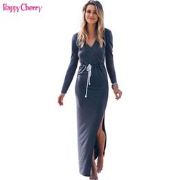 Neue Mutterschaft Lange Kleider Frauen Schwangere Pflege Kleid für Mutterschaft Fotografie Requisiten Schwangerschaft Kleidung Mutter Hause Kleidung von Fabrikanten
