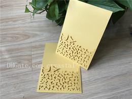 Style de poche Love Bird livraison gratuite invitation de mariage à la main, laser Cut cartes de fiançailles papier perlé, cartes d'invitation de mariage ? partir de fabricateur