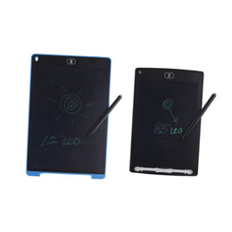 LCD Writing Tablet Digital Digital 8.5 12 Inch Drawing Tablet Handwriting Pads Electronic Tablet Board for Adults Kids Children DHL Coupons