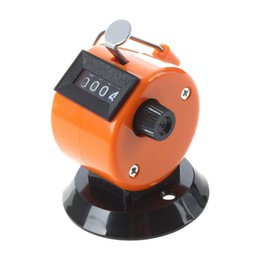 Contatore arancione online-Contatore contapassi portatile a 4 cifre GTBL arancione