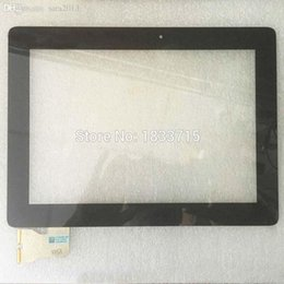 Wholesale Touch Screen Pads Replacement - Wholesale-OEM Touch Screen Digitizer GLASS Lens Replacement For ASUS MeMO Pad FHD 10 ME302 ME302KL ME302C K005 K00A 5425N FPC-1