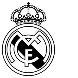 Wholesale Vinyl Materials - REAL MADRID Football JDM Funny Vinyl Decal Car Sticker Window Wall Laptop