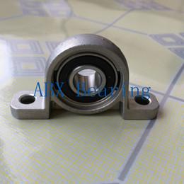 blocklager Rabatt KP08 stehlager kugellager 8mm Zink-legierung Miniaturlager