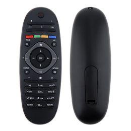 Soporte de control remoto universal online-Soporte remoto de repuesto para control remoto universal de TV 2 pilas AAA para Philips TV / DVD / AUX HMP_010