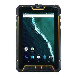 Lector usb de android online-ST907 Rugged Tablet Waterproof PC QR 1D 2D Laser Barcode Reader Scanner Android Handheld Mobile PDA UHF RFID NFC Fingerprint GPS