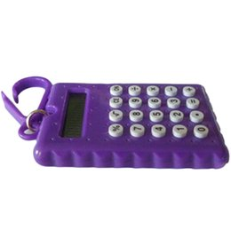 Good Office Gifts UK   NOYOKERE Good Sale Student Mini Electronic  Calculator Candy Color Calculating Office