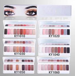 Wholesale Eyeshadow Platte - hot selling new brand makeup matte eyeshadow 10colors eyeshadow platte free shipping