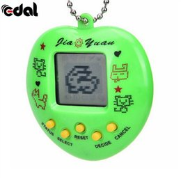 Wholesale Funny Pc Games - EDAL Good Gift For Child Funny 1 pc Pet Game Machine Pet 168 Learning Educational Toys For Children Kid Gift 3-7 Year Old
