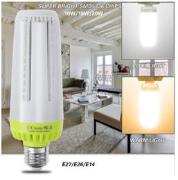 Les ampoules menées lumineuses superbes E27 E26 E14 aucune lumière stroboscopique de maïs de la lampe 10W 15W 20W AC85-265V de maïs de LED pour l'éclairage d'intérieur ? partir de fabricateur
