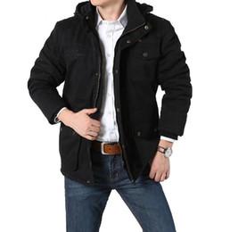 Cappotto uomo jaket online-All'ingrosso-inverno nuovi uomini Jaket marchio caldo giacca uomo cappotto autunno cotone Parka all'aperto cappotto giacca invernale uomini liberi di trasporto 180hfx