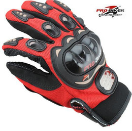 Wholesale motorcycle gloves sale - SALE!! Professional sport motorcycle gloves men protect hands full finger guantes moto motocicleta guantes ciclismo accesorios
