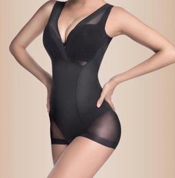 09ff89fcfd5 Women Nylon Full Body Shaper Firm Tummy Control Slimming breathable  Bodysuit Shapewear Corset with high quality