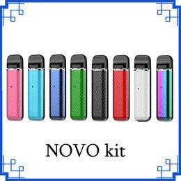 innokin cool kit de départ de feu Promotion Novo Pod Starter Kits Batterie intégrée 450mAh avec 2 ml de cartouches vides Kit de stylo vape portable vs tfv8 baby coil 0268095
