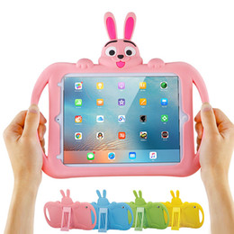 Wholesale Kids Ipad Tablet - For iPad Pro 10.5 2017 Released Shockproof EVA Foam Tablet Case Stand Cover Case for iPad 10.5 inch for Kids Children