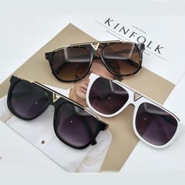 2fec82b558b óculos de sol quadrados de tartaruga Desconto Vazrobe marca mens óculos de  sol das mulheres da