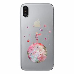 Wholesale Hand Paint Iphone Case - Slim and simple hand-painted style suitable for a variety of Apple mobile phone Cell Phone Cases