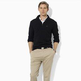Wholesale Black Collection Clothing - Eden Park MEN'SWEATERS PULLOVER SPRING WINTER COLLECTION HIGH QUALITY BRAND CLOTHING WITH FASHION KNITWEAR COTTON FABRIC 1213