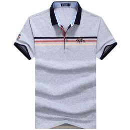 80eb3781b9171e Grey 2018 summer cotton fashion slim sexy Short sleeve t shirt men stripe  tshirt camisa masculina teenage t-shirts mens t-shirt plus size sexy t shirt  mens ...