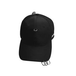 ca8eb339f75 Summer personality hat Men s mountaineering hat Solid color sports cap hip  hop adjustableGorro de montaismo S-NEW