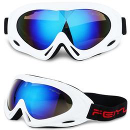 2024bde1497ddf FEIYU Professionnel Ski Goggles Lunettes de soleil Sport Lunettes  D équitation En Plein Air Coupe-vent anti-sable Femmes et Hommes qualité  promotion ...