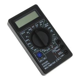 Multimètre numérique test de bourdonnement compteur universel électrique d'interruption ca / cc ? partir de fabricateur