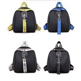 Wholesale mini golf - Fashion Mini Backpacks Girls Handbags Shoulder Bag Women Shopping Travel Casual Bags Colorful Belt Backpack 4 Colors