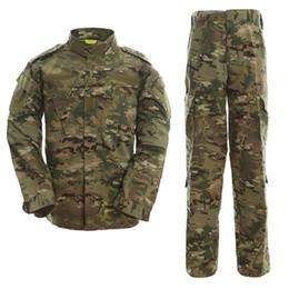 Argentina USMC BDU inspirado en la caza táctica uniforme de entrenamiento de combate uniformes Ghillie trajes conjuntos camisa + pantalones supplier gear suit Suministro