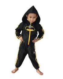 Jugar polvo online-3-7 años traje de niño 2 prendas de abrigo, abrigo de niño, abrigo de niño, bebé juego de rol Ropa impermeable ZG: S-XXL