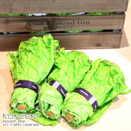 Wholesale vegetables japanese - Free shipping New arrival Japanese style popular Vegetable lettuce umbrella, cabbage umbrellas, the creative novelty households