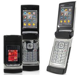 Wholesale fold mobile phones - Original Nokia N76 2.0MP Camera MP3 Flip Fold Single SIM 3G WCDMA Refurbished Unlocked Mobile Phones