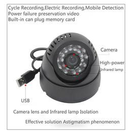 cctv um Desconto Tudo em um Sistema de monitoramento HD Câmera de CCTV Câmera de segurança Fonte de alimentação USB Cartão de memória de suporte Vídeo em loop