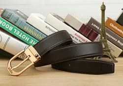 2018 Nouvelle Mode de haute qualité importés en cuir véritable hommes designer ceinture ceintures de marque de luxe mode affaires ceinture occasionnelle ? partir de fabricateur