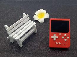 Argentina Máquina Tetris Game Sonsole Mini portátil de mano 3. Pulgadas Color LCD Juego de color Jugador Nueva actualización RS-6 Juego nostálgico Suministro