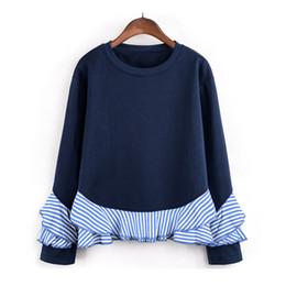 Moda para mujer sudadera de manga larga o cuello de la colmena causal Tops Blusa blusas mujer de moda camisetas mujer top femme ropa mujer desde fabricantes