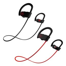 Canada Oreille Crochet Sport Sans Fil Bluetooth Écouteurs Avec Micro HD Basse Stéréo Casques IPX7 Étanche Sweatproof Écouteurs Casque Offre