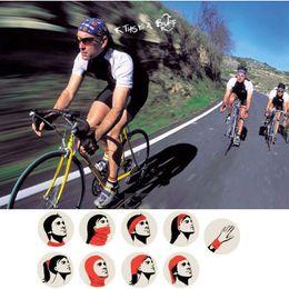 hijab ao ar livre Desconto Novo estilo de ciclismo bandanas Unisex Ao Ar Livre Cobertura Completa Máscara Facial Cabeça Pescoço Balaclava Ciclismo Bicicleta Hijab Caps Frete Grátis