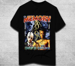 Camiseta vintage hip hop online-Diseño vintage LIL PEEP XXXTENTACION camiseta Tributo Hip Hop camiseta de la marca de algodón de los hombres de la ropa masculina Slim Fit T Shirt