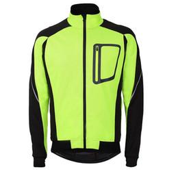 Argentina 2018 ropa para hombre ciclismo chaquetas de ciclismo a prueba de viento abrigo impermeable mantener caliente verde azul rojo negro ropa de ciclismo de invierno Suministro