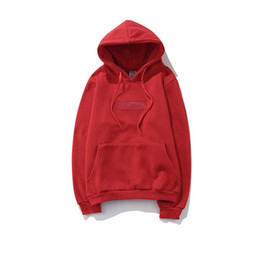 Wholesale Pink Coat Stand - SUP Hoodies Men Women Brand Clothing Religious Outerwear Coats Hip Hop Skateboard PALACE VLONE Male Hooded Sweatshirts