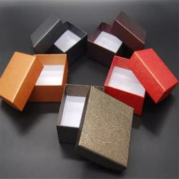 Оптовая коробка ювелирных изделий случаи ожерелье кольцо серьги Рождественский подарок коробки упаковка дисплей для ювелирных изделий фиксированной смешанный цвет bb135-1412017122818 от