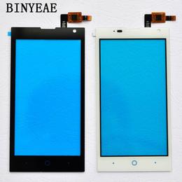 2019 мобильный телефон с лезвиями BINYEAE V830W новый сенсорный экран Digitizer стекло панели объектива датчик для ZTE Blade G Lux V830W Kis 3 сотовый телефон скидка мобильный телефон с лезвиями