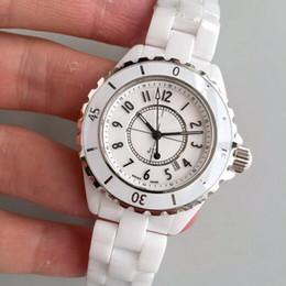 date blanc ceinture en céramique de quartz 38 mm CASE Haute qualité EW Promotion mode en acier inoxydable de nouveaux hommes montre montre-bracelet Hommes montres ? partir de fabricateur