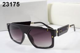 9b928a776 moldura de óculos oversized homens Desconto Itália marca oversized medusa  legal óculos de sol super star
