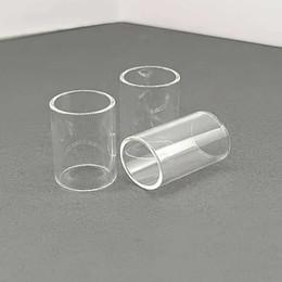2020 joyetech kit de iniciação Ecig Limpar Tubo De Vidro Para Joyetech EGO AIO ECO Starter Kit Exceder D19 Atomizadores De Tanque E cig cigarro Substituição Pirex De Vidro De espuma de embalagem desconto joyetech kit de iniciação