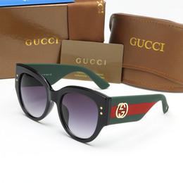 Wholesale Uv Mirror - Top quality Glass lens Polit luxury Sunglasses carfia mm UV 380 sunglasses for men Designer sunglasses Vintage metal Sport Sun glasses Wit