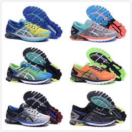 Wholesale generation shoes - Gel-Kinsei 5 6 Running Shoes Men Fashion Lightweight Breathable Gel 5Arthur Venus 5 generation top Sneakers Eur 40-45 SHOES