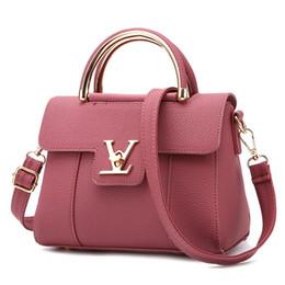 Wholesale sweeter for women - 2018 Elegant Shoulder Bag Women Designer Luxury Handbags Women Bags Plum Bow Sweet Messenger Crossbody Bag for Women SE34