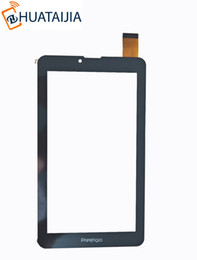 """Wholesale Tablet Touch Screen Panel Digitizer - Wholesale- New For 7"""" ZYD070-237-V1 Tablet Touch Screen Touch Panel digitizer glass Sensor Replacement Free Shipping Track"""