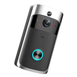 HD 720P M3 Sonnette Vidéo Sans Fil WIFI Détection Interphone À Distance De Détection Électronique de Sécurité À Domicile HD Moniteur Visible Vision Nocturne Interphone ? partir de fabricateur