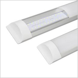 Luminárias fluorescentes de teto on-line-As luzes do tubo do diodo emissor de luz da prova triplo à prova de explosões do diodo emissor de luz 2ft 3ft 4ft substituem o teto fluorescente do dispositivo elétrico claro 20W 30W 40W